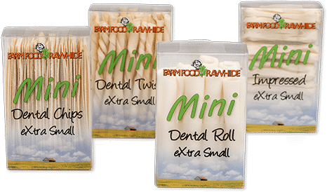 Mini dental Farm Food Rawhide