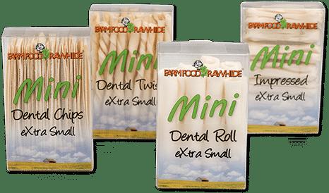 Mini dental Farm Food Rawhide