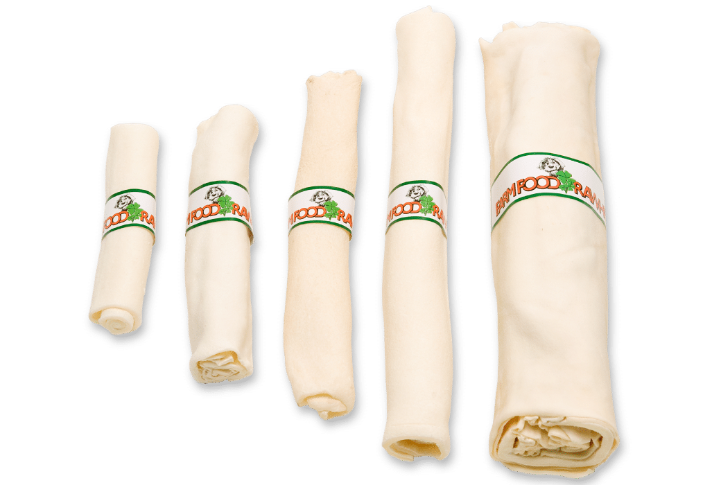 Farm Food Rawhide Dental Roll