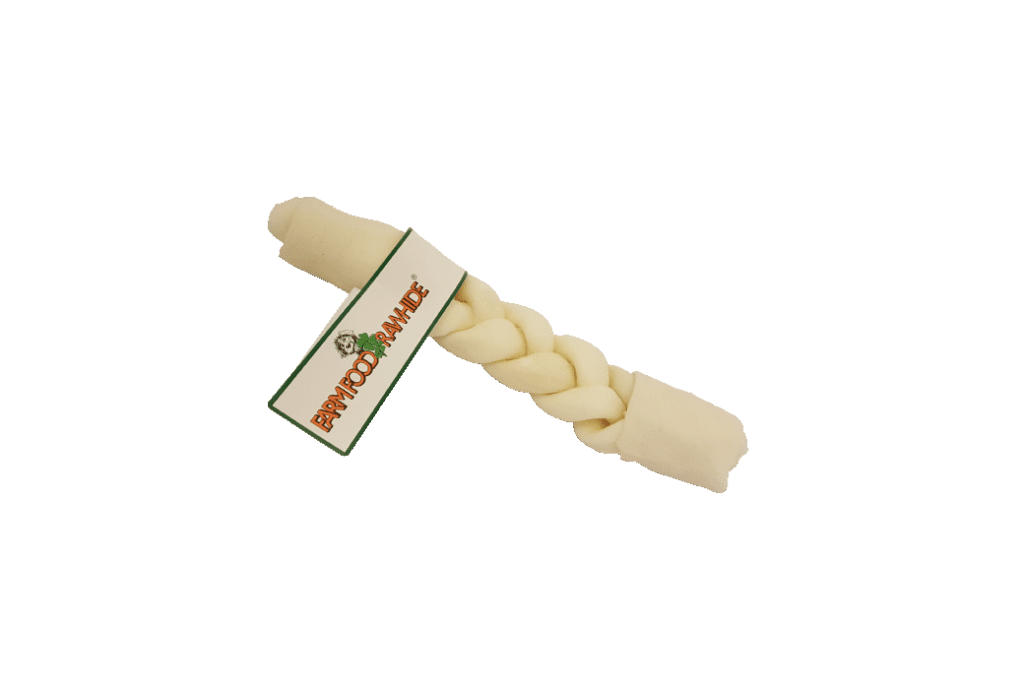 Farm Food Rawhide Braidedstick M