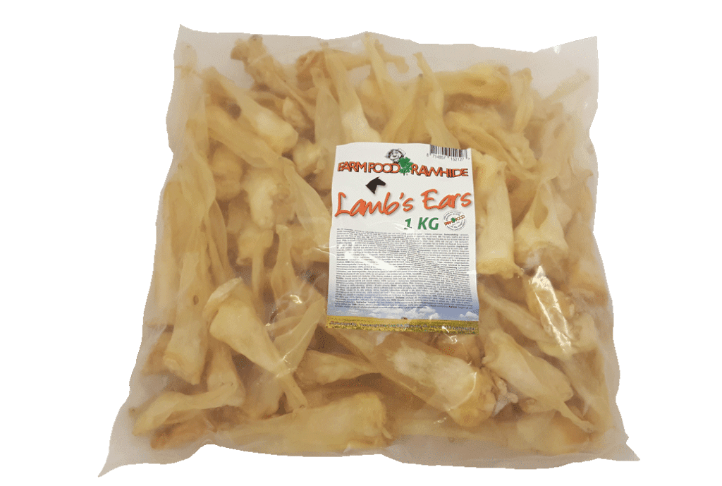 Farm Food Rawhide Lamsoren 1 KG