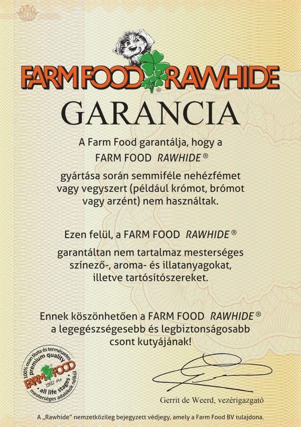 Farm Food Rawhide GARANCIA - HUN