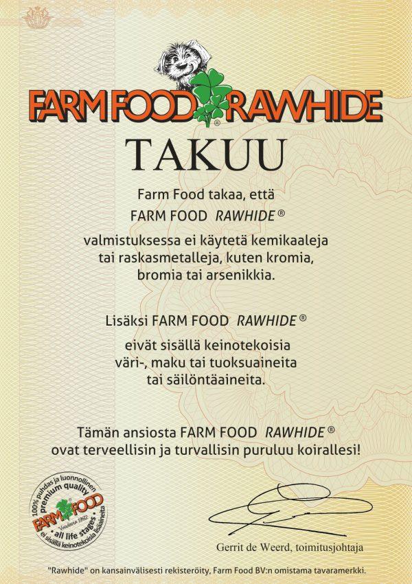 Farm Food Rawhide TAKUU - FIN